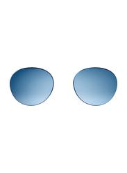 Bose Rondo No-Rim Round Lenses Unisex, Gradient Blue
