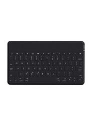 Logitech Keys to Go Portable Wireless English Keyboard for iOS, Black
