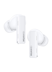Huawei Freebuds Pro Wireless In-Ear Noise Cancelling Earbuds, Ceramic White
