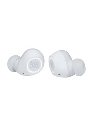 JBL Free II TWS Wireless In-Ear Earphones, White