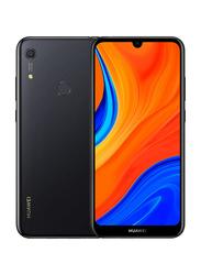 Huawei Y6s 64GB Starry Black, 3GB RAM, 4G LTE, Dual Sim Smartphone