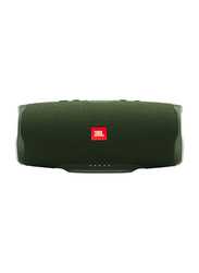 JBL Charge 4 Water Resistant Portable Bluetooth Speaker, Green