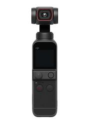 DJI Pocket 2 Creator Combo Action Camera with 64 MP, Black