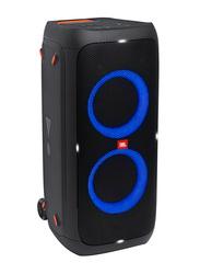JBL Partybox 310 IPX4 Splashproof Portable Wireless Party Speaker, Black