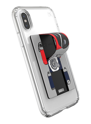Speck GrabTab Mobile Phone Holder and Stand, Camera Grey