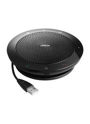 Jabra Speak 510 Bluetooth Speaker, Black