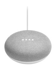 Google Home Mini Portable Bluetooth Speaker, Chalk