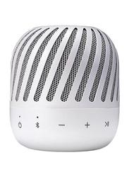 LG Xboom PJ2 Splash Resistant Bluetooth Speaker, Silver