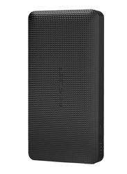 Rav Power 5000mAh RP-PB093-BK Fast Charging Power Bank, Black
