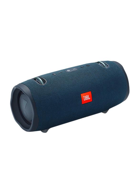 JBL Xtreme 2 Water Resistant Portable Bluetooth Speaker, Blue