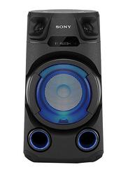Sony MHCV13 Bluetooth High Power Audio System, 0.5W, Black