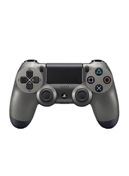 Sony Dualshock 4 V2 Wireless Controller for PlayStation PS4, Steel Black