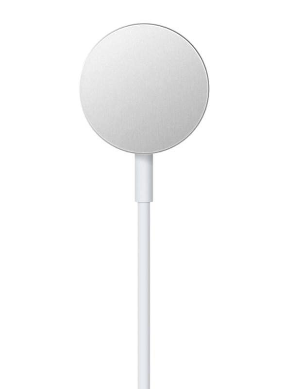 Apple Magnetic Charging Cable for Apple Watch, White