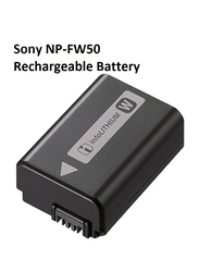 Sony NPFW50 Rechargeable Battery Pack, Black
