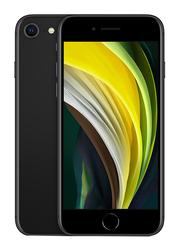 Apple iPhone SE 128GB Black, 3GB RAM, Without FaceTime, 4G LTE, Dual Sim Smartphone