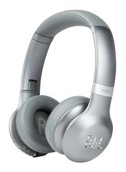 JBL Everest 310 Wireless On-Ear Headphones, Silver