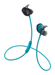Bose SoundSport Wireless In-Ear Headphones, Aqua