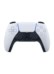 Sony DualSense Wireless Controller for PlayStation 5, Black/White