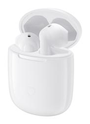 Soundpeats True Air Wireless In-Ear Earbuds, White