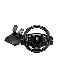 Thrustmaster T80 Racing Wheel for PlayStation PS4 and PS3, Black