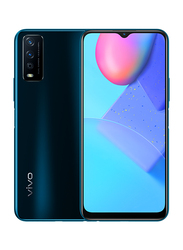 Vivo Y12s 32GB Phantom Black, 3GB RAM, 4G LTE, Dual Sim Smartphone