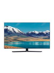 Samsung 55-inch TU8500 Crystal 4K Ultra HD LED Smart TV, 2020 Version, UA55TU8500UXZN, Black