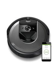 iRobot Roomba i7 Wi-Fi Connected Vacuuming Robot, Black