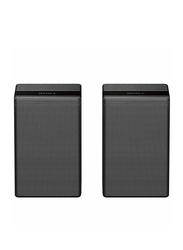 Sony Wireless Rear Wall Mounted Speakers for HT-Z9F Sound Bar, Black