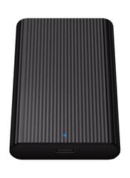 Sony 480GB SSD External Portable Solid State Drive, USB 3.1, SLEG5/B, Black