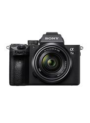 Sony Alpha a7 III Mirrorless Digital Camera with FE 28-70mm f/3.5-5.6 Lens, 24.2 MP, 4K, Black