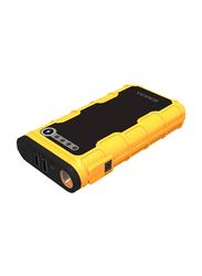 Romoss 12000mAh Jump Starter JS12 Power Bank, Yellow