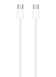 Apple 1-Meter USB Type-C Charge Cable, for Apple iPad/Mac, White