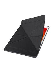 Moshi Apple iPad 10.2-inch 7th Generation Versa Folding Tablet Flip Cover, Black