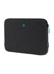 Dicota Skin Flow 15-15.6-inch Sleeve Laptop Bag, Anthracite/Blue