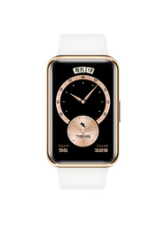 Huawei GT Fit Smartwatch, GPS, White