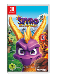 Spyro Reignited Trilogy for Nintendo Switch by Activision Blizzard