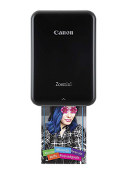 Canon Can Zoemini Photo Printer, Black