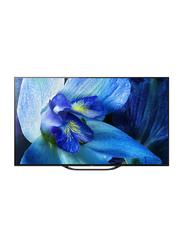 Sony 55-Inch A8G Series 4K OLED Ultra HD Smart TV, KD55A8G, Black