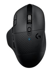 Logitech Lightspeed G604 Wireless Optical Gaming Mouse, Black