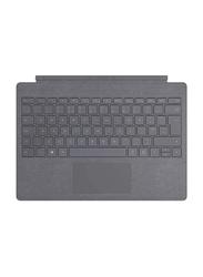 Microsoft Surface Pro Signature Type Cover Wireless English Keyboard, Charcoal