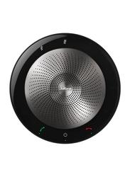 Jabra Speak 710 Portable Bluetooth Speaker, 10W, Black/Grey