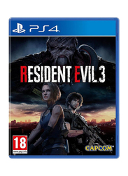 Resident Evil 3 Standard Edition for PlayStation 4 (PS4) by Capcom
