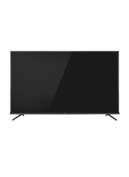 TCL 55-Inch Ultra HD LED Smart TV, L55T8MUS, Black