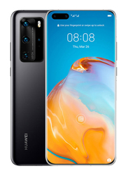 Huawei P40 Pro 256GB Black, 8GB RAM, 5G, Dual Sim Smartphone