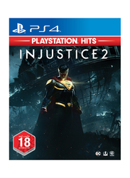 Injustice 2 Hits for PlayStation 4 (PS4) by WB Games