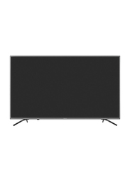 Hisense 55-Inch 4K Ultra HD LED Android TV, 55B7200UW, Silver