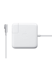 Apple MagSafe Power Adapter for MacBook/13-inch MacBook Pro, 45W, White