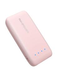 Rav Power 67000mAh RP-PB060 Fast Charging Power Bank, Pink