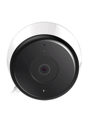 D-Link DCS-8600LH Full HD Outdoor Wi-Fi Camera, 2 MP, White
