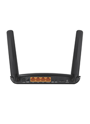TP Link Wireless Dual Band 4G LTE Router AC750, Black